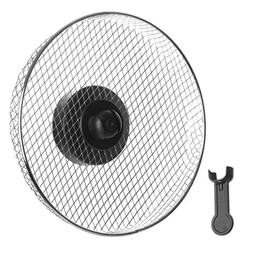 ALL PARTS ETC. Food Frying Basket - Fry Chip Tray Wire Mesh Holder - Snack Grid For Tefal Actifry Express Fryer Appliance Equivalent to Manufacturers Part Number: 65-TF-54