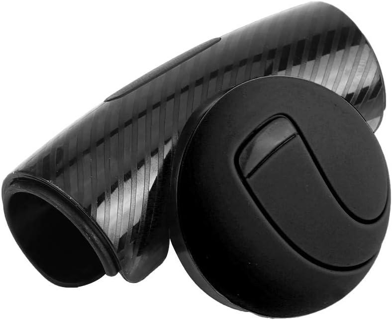 boule de volant de voiture bouton de volant universel de voiture Spinner Poign/ée de commande Booster de roue Booster de bouton de volant de voiture Tbest Bleu