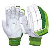 KOOKABURRA Batting Gloves 2020 Kahuna 3.1-Guantes de bateo para jóvenes (Mano Derecha), Blanco, Youth Right Hand
