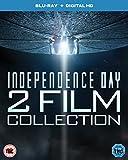 Independence Day 2 Film Collection [Edizione: Regno Unito] [Blu-Ray] [Import]