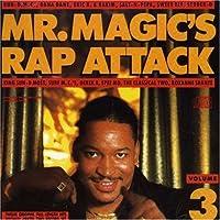 Vol. 3-Mr. Magic's Rap Attack
