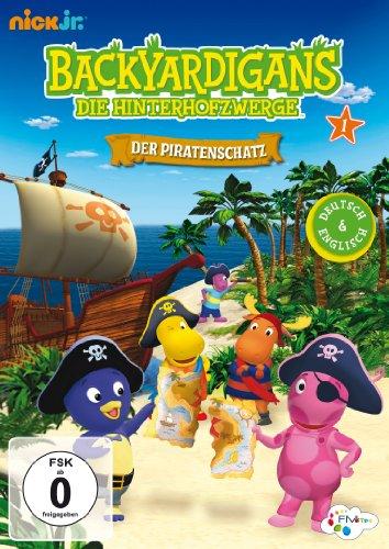 Backyardigans - Der Piratenschatz (Teil 1)