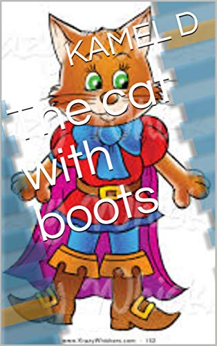 The cat with boots (English Edition)