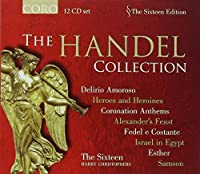 The Handel Collection (The Sixteen Edition) (2010-04-13)