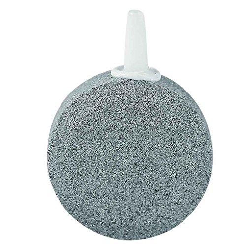 Floridivy Mini-Fisch-Behälter-Sauerstoff-Luftpumpe Mini Aquarium Sauerstoff Platte Wasser Oxygenator Blase Stein Belüfter Pumpe