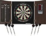 Viper Vault Deluxe Dartboard Cabinet with Integrated Pro Score and...