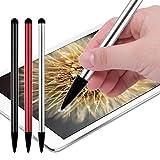 Ingeniously - Lápiz óptico Universal, lápiz Capacitivo, lápiz de Punta Fina, lápiz táctil para iPhone/iPad/Samsung Tablet PC para Todos los teléfonos móviles capacitivos
