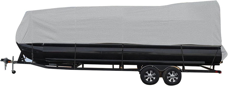 RainMan S Latest item 21-24Ft Boat Cover Heav Waterproof Pontoon Trailerable shop