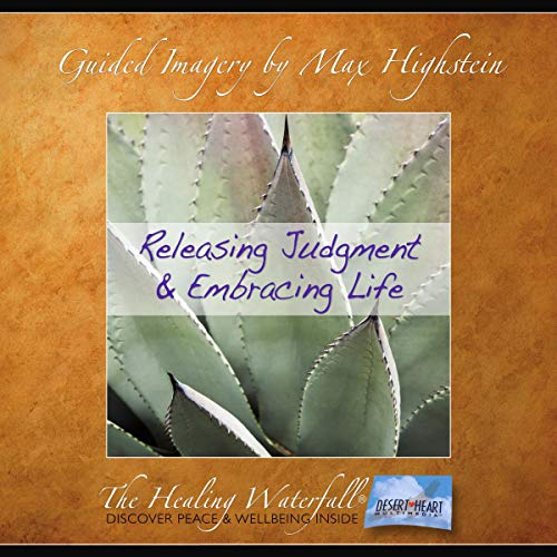 Releasing Judgement & Embracing Life audiobook cover art