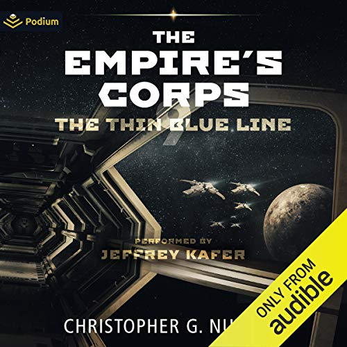 The Thin Blue Line cover art