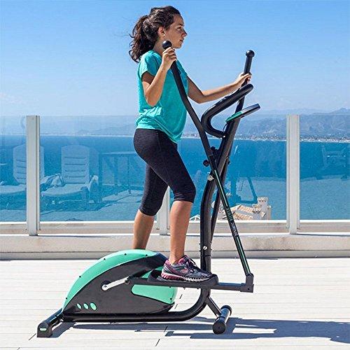 HT Bicicletta Ellittica Cardio Training D 'appartamento Fitness Pro
