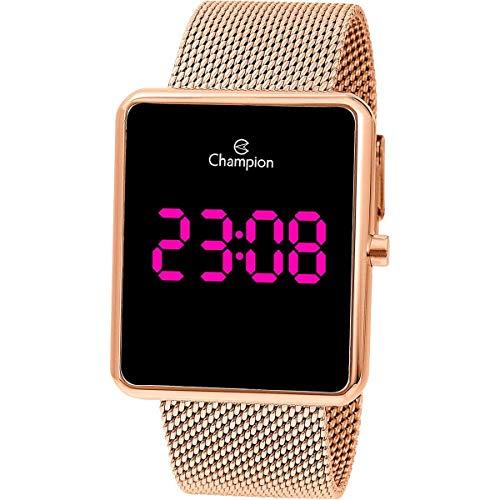Relógio Digital Feminino, CH40080H, Champion