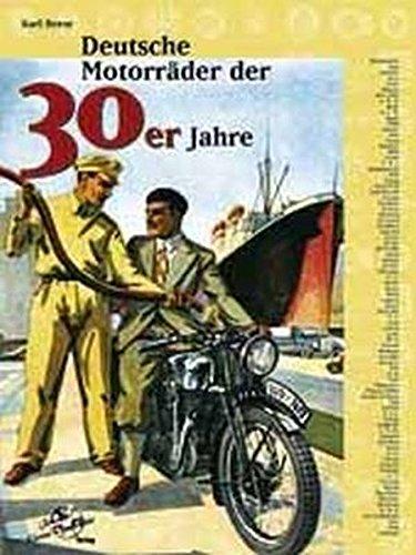 Deutsche Motorräder der 30er Jahre