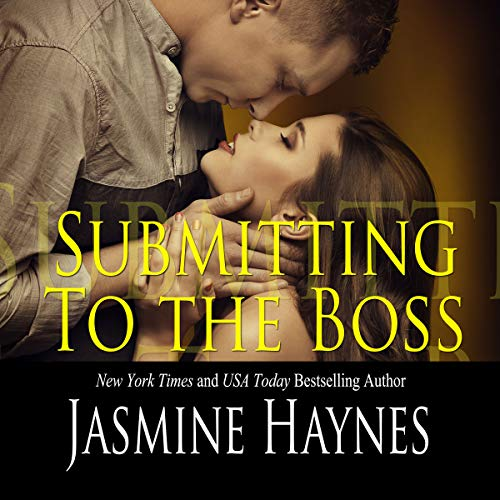 Submitting to the Boss audiobook cover art