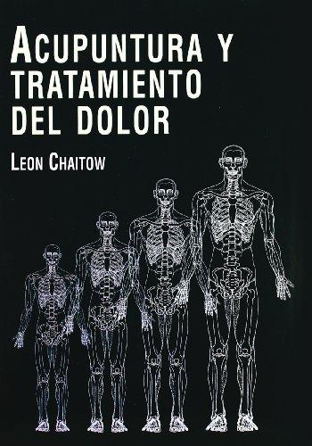 Libro acupuntura y tratamiento del dolor