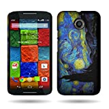 Motorola Moto X (2nd Generation) Case, by CoverON Ultra Slim 1pc Back Design Hard Case for Motorola Moto X XT1097 (2nd Generation, 2014) - Starry Night