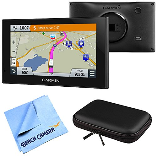 Best Price Garmin 010-01535-00 RV 660LMT Automotive GPS Hardshell Case Bundle Includes Garmin RV 660...