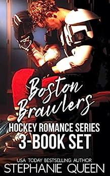 Boston Brawlers Hockey Romance 3-Book Set by [Stephanie Queen]