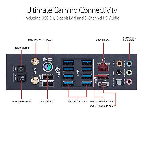 Build My PC, PC Builder, ASUS ROG Crosshair VII Hero (Wi-Fi)