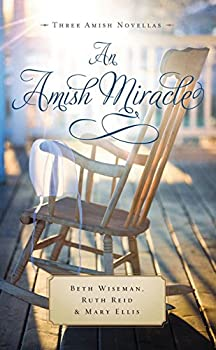 """Cover for """"An Amish Miracle"""""""
