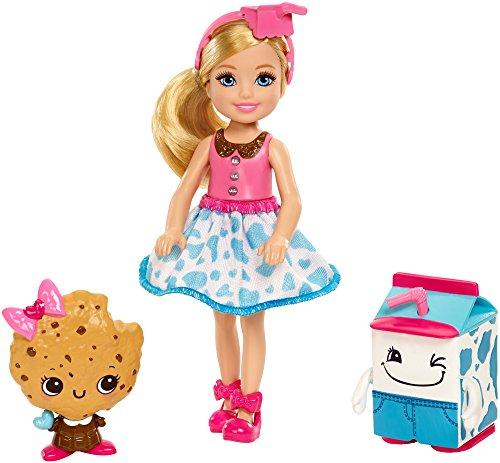 Barbie Dreamtopia Chelsea and Cookie Friend