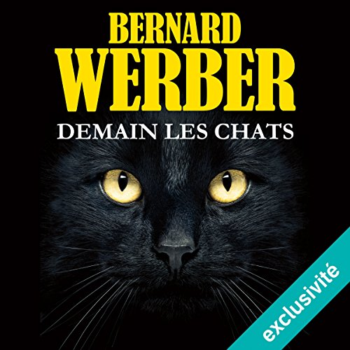 Demain les chats cover art