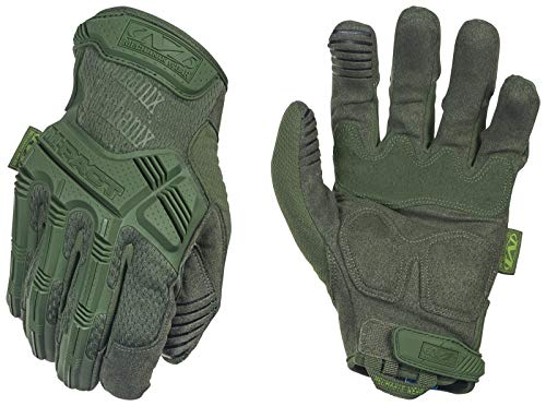 Mechanix Wear MPT-60-008 Handschuhe Kinder, grün, Größe S