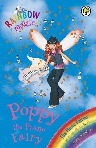 Poppy the Piano Fairy: The Music Fairies Book 1 (Rainbow Magic) (English Edition)