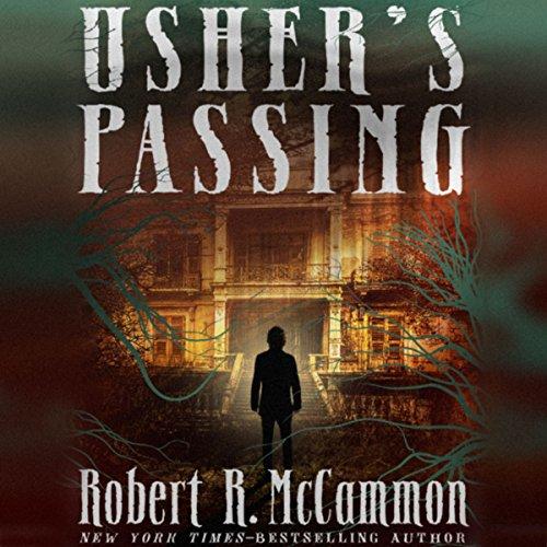 Usher's Passing audiobook cover art