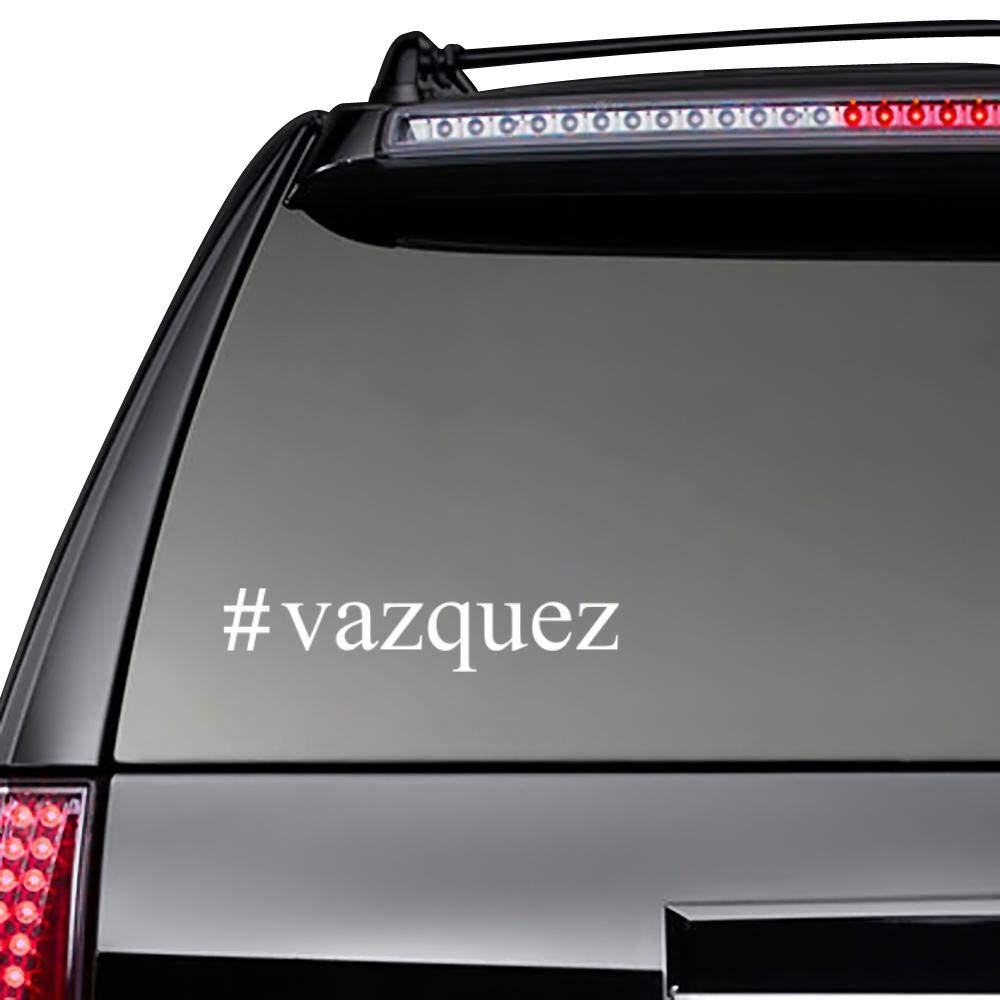 """Idakoos Vazquez Hashtag Decal Pack x3 11"""" x 4"""""""