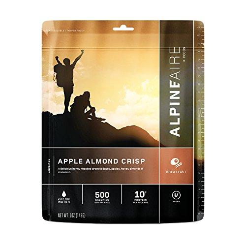Alpine Aire Foods Apple Almond Crisp (Serves 2)