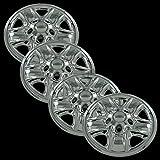 Overdrive Brands Chrome 18' Hub Cap Wheel Skins for Toyota Tundra - Set of 4