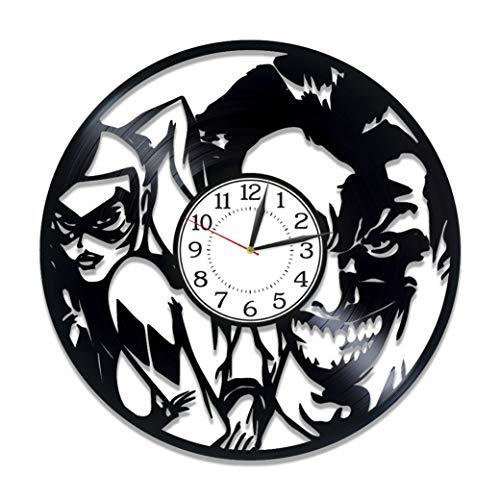 51MXWgqxTkL._SL500_ Harley Quinn Clocks