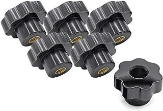 knurled knobs