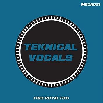 Teknical Vocals