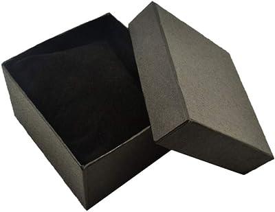 Collecsound - Caja cuadrada de cartón para guardar el reloj o la ...