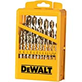 DEWALT Drill Bit Set with Metal Index, 29-Piece...