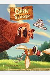 Open Season: The Movie Storybook Hardcover