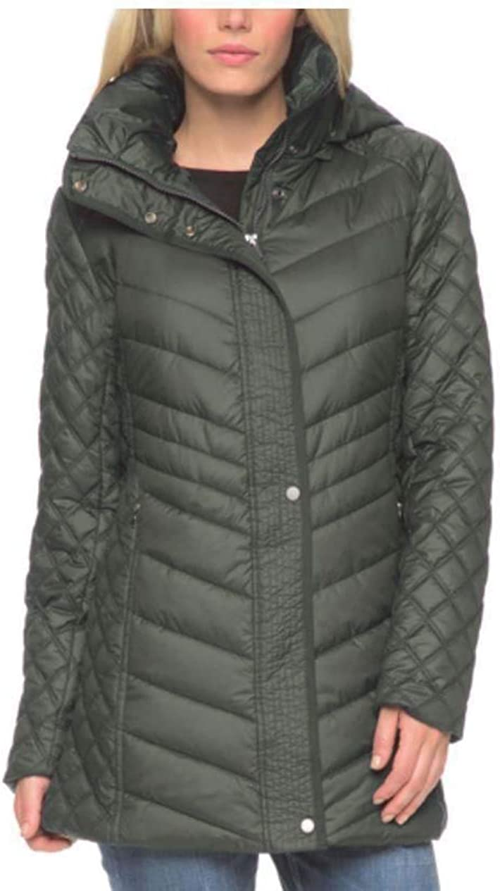 Marc New York by Andrew Marc Quilted Hooded Jacket for Women