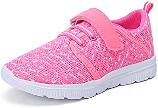 Abertina Kids Lightweight Breathable Running Sneakers...
