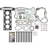 ECCPP Engine Replacement Head Gasket Set with Bolts for 07 08 for Chevrolet Cobalt HHR for Malibu 2.2L L4 DOHC VIN F D