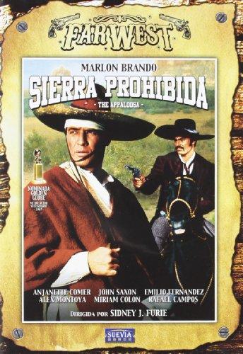 Sierra Prohibida (Far West) DVD