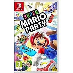 Nintendo Mario Kart 8 Deluxe + Super Mario Party + Pokémon Escudo ...