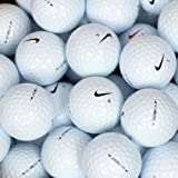 NIKE Golfbälle 20XI Lake A-Qualität Lote Pelotas de Golf, Grado A, recuperadas, Unisex, Blanco, UK: 100