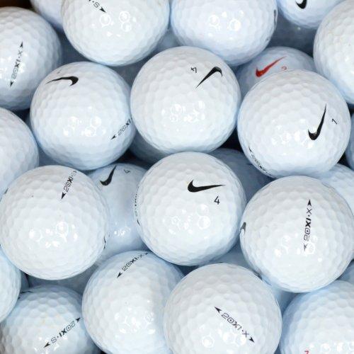 Second Chance Golfbälle 100 Nike 20XI Lake A-Qualität, weiß, PRE-100-BOX-NIK-XI