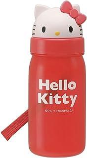 Skater Die-Cut Straw-Type Water Bottle 350ml Hello Kitty PBS3ST