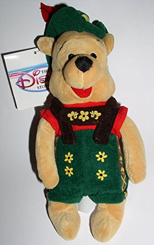 October Fest Pooh - Disney Mini Bean Bag Plush by Disney