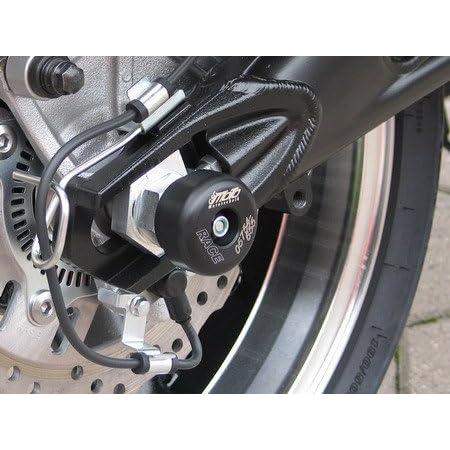 Satz Gsg Moto Sturzpads Hinterrad Kawasaki Z1000 Zrt00a 03 06 Auto
