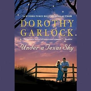 Under a Texas Sky audiobook cover art