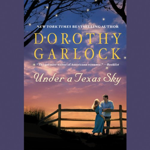 Under a Texas Sky audiobook cover art